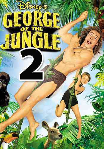 GEORGE OF THE JUNGLE 2 BY SHOWERMAN,CHRIS (DVD)