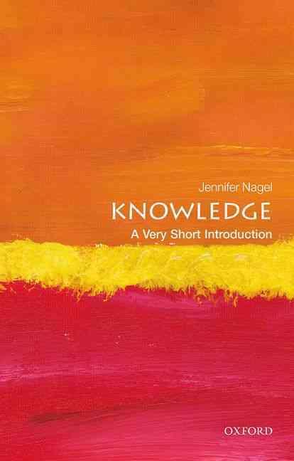 Knowledge By Nagel, Jennifer